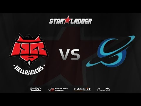 [EN] HellRaisers vs Orbit - (STARLADDER Starseries XI)