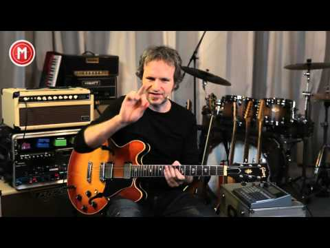 Peter Fischer Gitarren-Workshop! Lick of the Week: C7 Country-Fusion-Lick