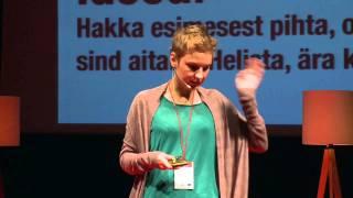 TEDxTallinn - Helene Vetik - Elu kui multiinstrumentalismi projekt(Helene Vetik on Eesti Kunstiakadeemia lõpetanud graafiline disainer ning arhitektuuri- ja disainibüroo Zizi&Yoyo üks omanikke, kes teinud logosid, ..., 2011-06-06T20:59:35.000Z)