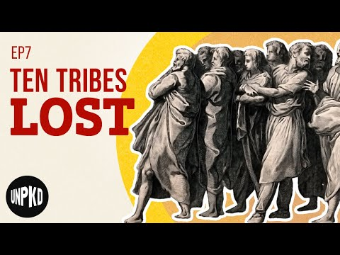Exile And The Lost Tribes Of Israel