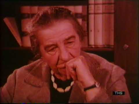 Golda Meir interview extract | Israel | This week |  | 1970