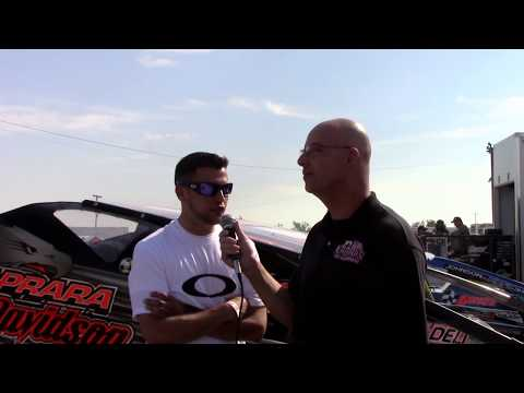 Interview With Sportsman Driver Taylor Caprara 2017