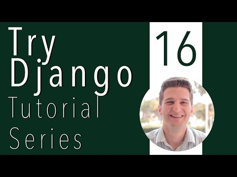 Try Django Tutorial 16 of 21 - Django Emailing - Send a Confirmation Email using Gmail