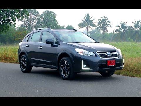 Subaru Xv 2 0i Premium Clip01 Youtube