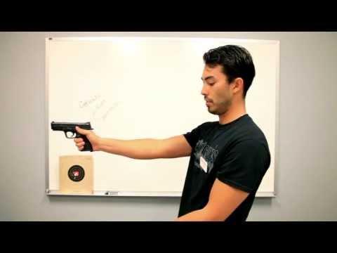 Best Grip - How to Improve Handgun Accuracy