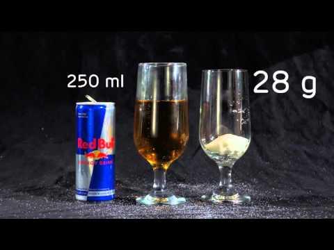 Combien de sucre dans vos aliments préférés?