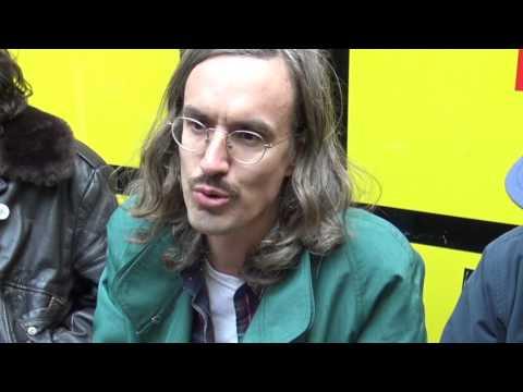 Entretien avec le groupe de rock québécois Chocolat (2017)