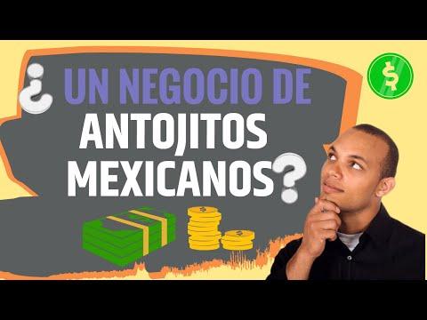 Como abrir un restaurante de antojitos mexicanos guia de for Crear restaurante