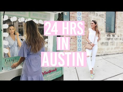 WE HAVE THE BEST SUBSCRIBERS! | 24 HRS IN AUSTIN, TX