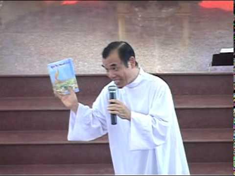 Video 1 bai giang kinh long thuong xot chua tai gx Tan Phuoc ngay 06 04 2011