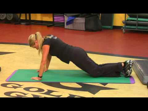 How to Do Close-Grip Push-Ups