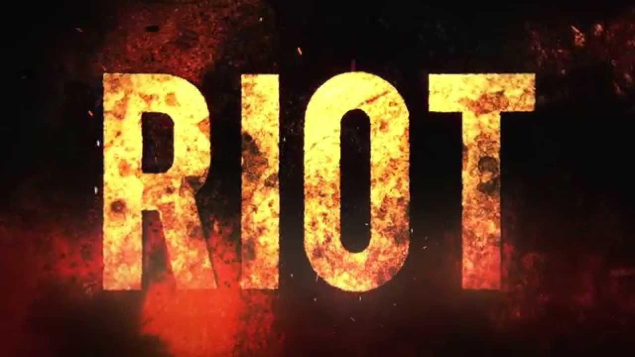 riot enfermé pour tuer