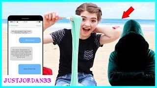 Make Slime Or Lose Your YouTube Channel / JustJordan33