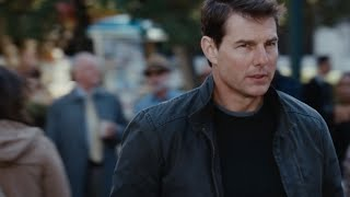 "Jack Reacher: Never Go Back (2016) - ""Followed"" Spot - Paramount Pictures"