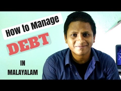 How to Manage Debt