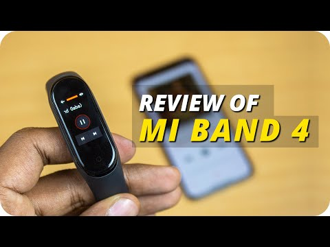 Mi Band 4 - The best MI Band ever produced!