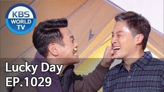 Lucky Day | 운수 좋은 날 [Gag Concert / 2020.01.04]
