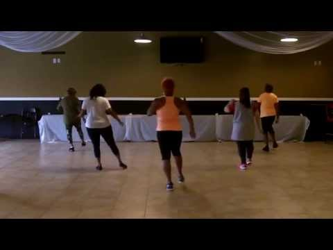 Empire Line Dance - New Orleans, LA