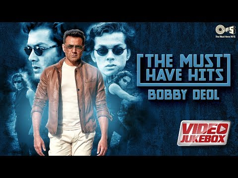 the-must-have-hits-bobby-deol---video-jukebox-|-soldier-|-naqaab-|-race-3
