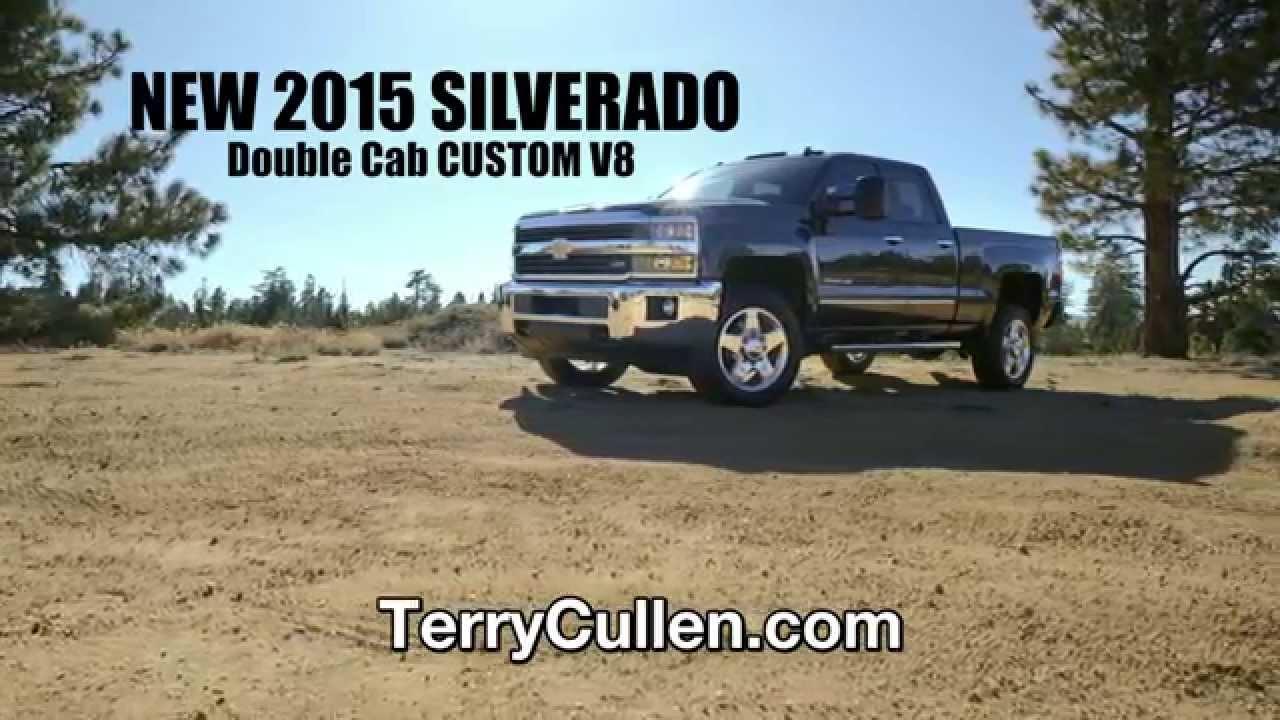 terry cullen chevrolet in jonesboro featuring 2015 silverado custom under 28 000 youtube. Black Bedroom Furniture Sets. Home Design Ideas