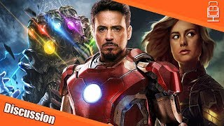 Avengers 4 Is as Much a Rebirth as it is The Ending of the MCU