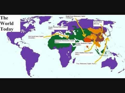 alternate history religions world