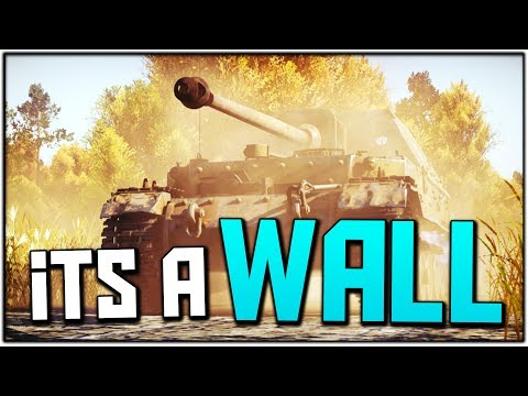 THE FERDI IS A WALL (War Thunder SB Highlights)