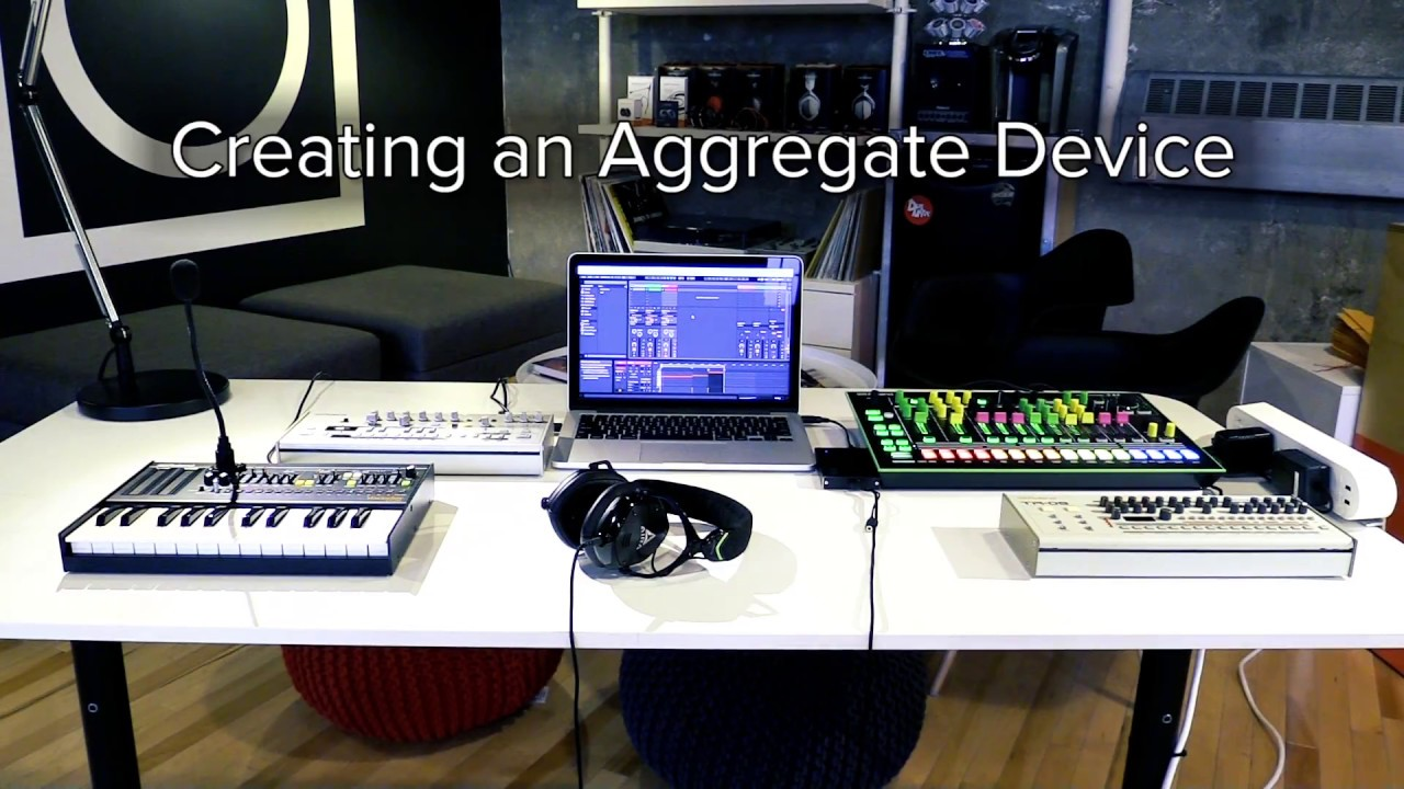 How To Integrate Multiple Devices On Your Mac - Roland Australia