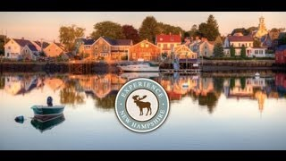 A visit to New Hampshire, with music from Fanfare for the Common Man