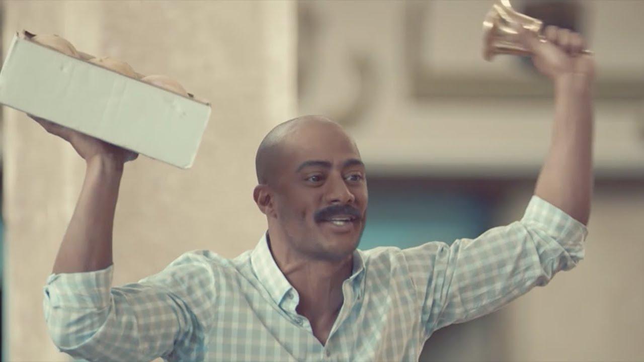 مزاد زلزال لبيع فاكهه المعلم منصور / مسلسل زلزال - محمد رمضان