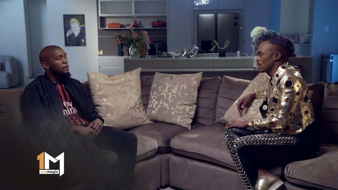 I've Always Wanted to Tell Stories – Dinner At Somizi's | 1 Magic