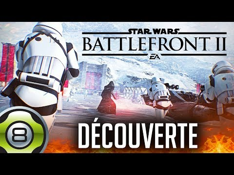 Découverte de Star Wars Battlefront II sur Xbox One X 💥 - Part. 1/2