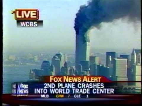 Live Coverage - FOX 5 (08:52am-10:36am) - September 11th 2001