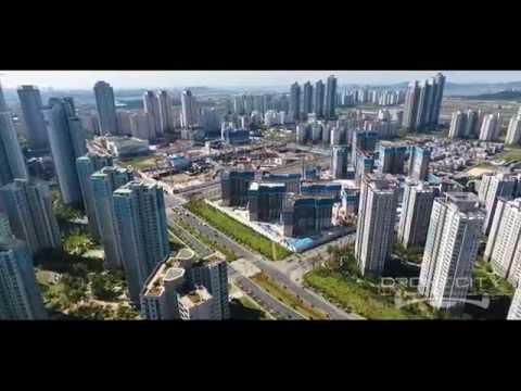 Dronecity 청라국제도시 항공촬영