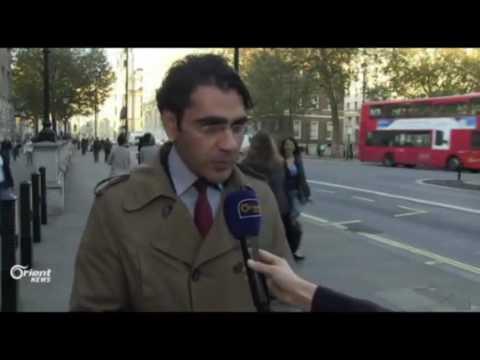 Orient TV, discassing New UK's FP
