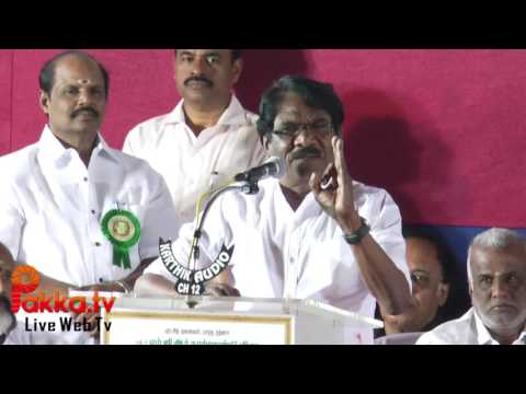 Director Bharathiraja Speech at MGR 100th Birthday Centenary Celebration!