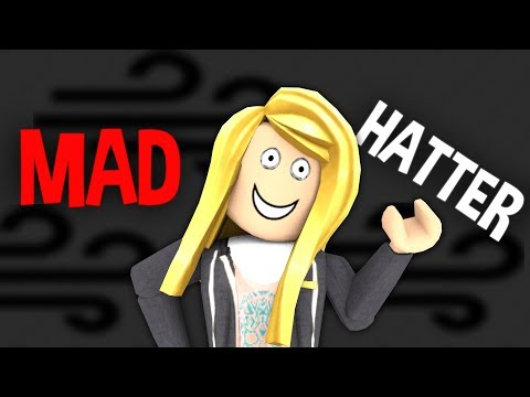 MAD HATTER (Roblox music video)