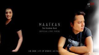 Maafkan - The Rainbow Band (Official Lyric Video)