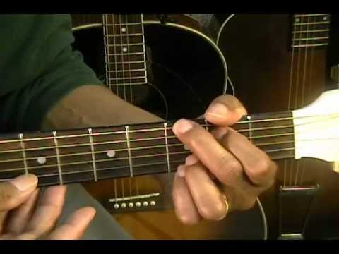 EEMusicLIVE How To Play Amazing Grace On Guitar Easy Chord Melody Christian Cafe