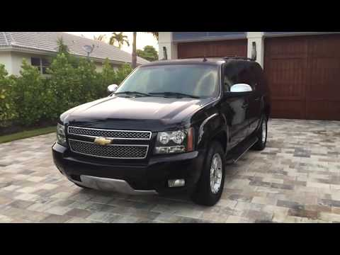2007 Chevrolet Suburban 1500 LT3 Z71 Review and test Drive by Bill - Auto Europa Naples