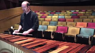 tmea 2016 2017 percussion all state music 2 mallet etude