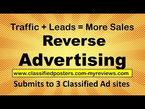 Small Business Advertising Ideas with Reverse Ads