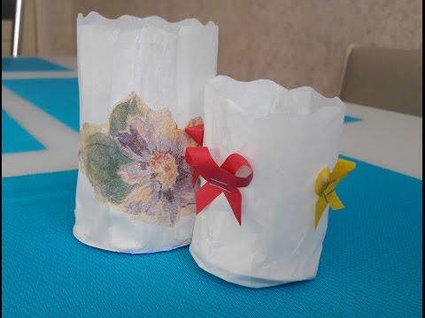 Купить бумажные формы для выпечки: куличей, кексов