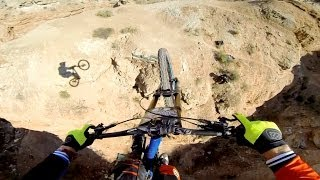 GoPro: Brendan Fairclough Launching Over A Canyon Gap