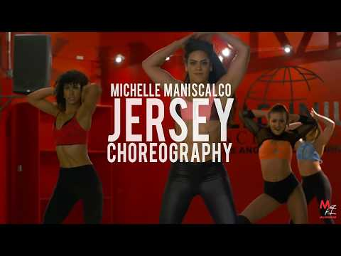 LUCIANA & NYTRIX  TROUBLE  CHOREO MICHELLE JERSEY MANISCALCO