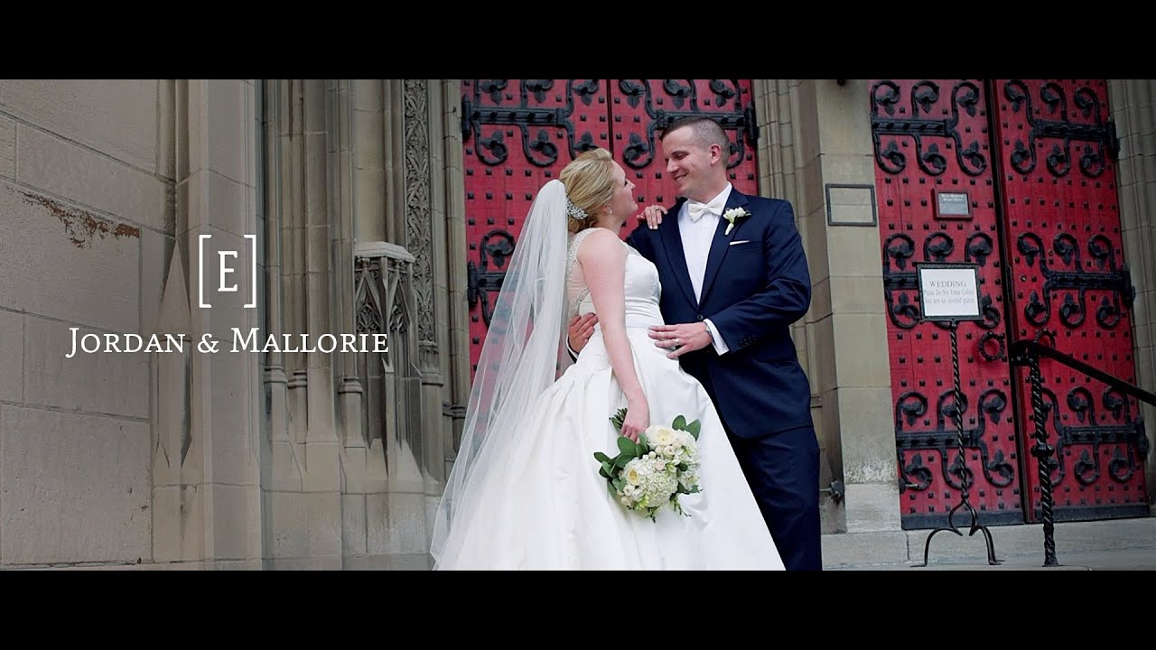 Heinz Chapel • University Club - Pittsburgh PA - Wedding Film