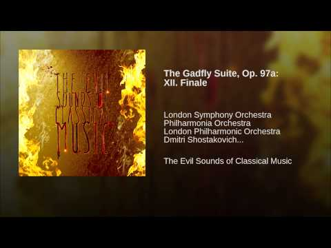 The Gadfly Suite, Op. 97a: XII. Finale