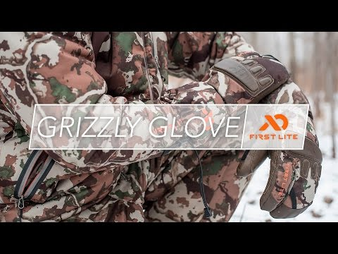 Grizzly Glove