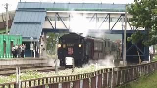 北海道を走るSL総集編2014バージョン by HOKKAIDO JIJI-GRAPHIC on YouTube