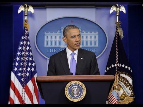Obama Statement on the VA scandal